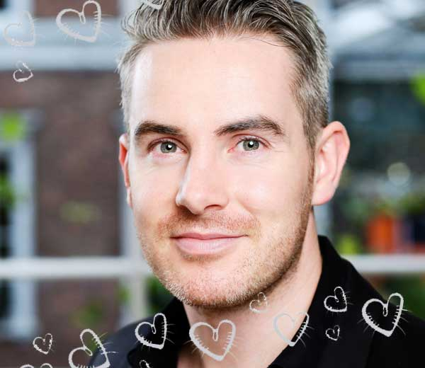 intro matchmakers dating expert feargal harrington