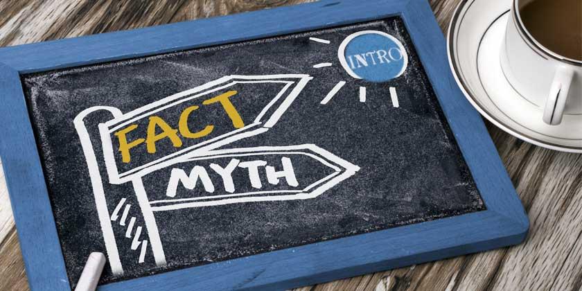 Online dating myths