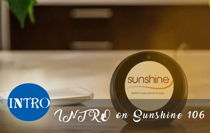 INTRO matchmaking and Sunshine 106.8 FM with Carol Dooley