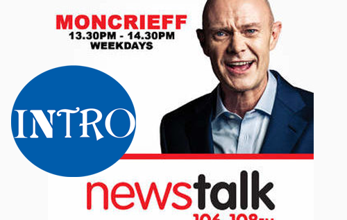 dating advice with Sean Moncrieff Newstalk INTRO matchmaking valentines