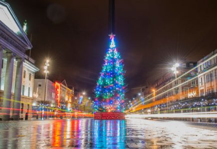 Dating in Dublin at Christmas